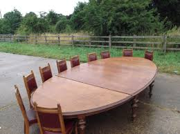 Oval Drop Leaf Dining Table Drop Leaf Dining Tables Large 5 Metre Antique Oak Oval Table 15ft