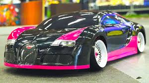 car bugatti rc drift car race model bugatti veyron in awesome action rc car