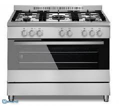 cuisine gaz semi professionnel cuisine gaz électrique simfer 90