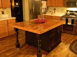 rustic kitchen island table kitchen kitchen island support posts countertop legs ikea
