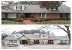 20 home exterior makeover before and after ideas home charming ranch style homes remodeling ideas 20 home exterior