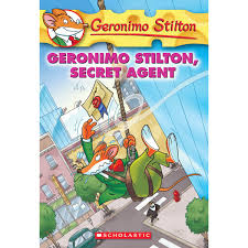 geronimo stilton secret agent geronimo stilton 34 children u0027s