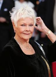 how to get judi dench hairstyle judi dench got her first tattoo at age 81