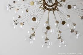 sputnik chandelier dwellings by devore diy sputnik chandelier