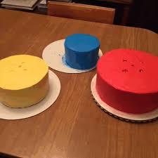 the making of a superhero cake tsu co cakesbyashley party