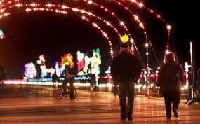 va beach christmas lights virginia beach boardwalk holiday light show may go dark holidays