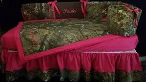 Pink Camo Crib Bedding Sets 3 Realtree Ap Muddy Pink And Purple