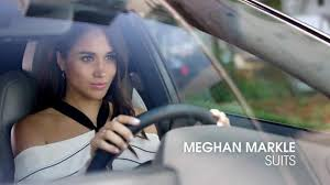 who is the in the lexus commercial lexus rx tv commercial usa suits feat meghan markle