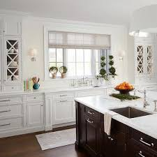 espresso kitchen island espresso kitchen island with white marble top design ideas