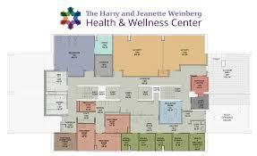 Health Center Floor Plan by Kavod Senior Life News U0026 Info Kavod Senior Life