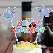 online get cheap cake topper elephant aliexpress com alibaba group