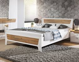 Komplett Schlafzimmer Bett 160 Cm Holzbetten U0026 Polsterbetten Schlafzimmer Feldmann Wohnen Gmbh