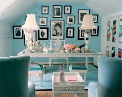 tiffany blue chic office interior design inspiration eva designs