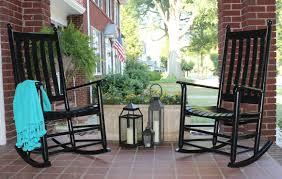 Agio Patio Set Furniture Antique Black Rocking Chair For Agio Patio Furniture