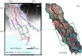 Pennsylvania Wmu Map by Remote Sensing Free Full Text Sensitivity Of A Floodplain