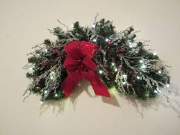 outdoor lighted wreaths beautiful front porch