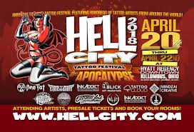 tattoo convention st cloud hell city tattoo festival 2018