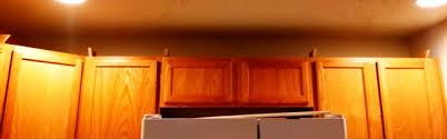 how to install crown molding to kitchen cabinets