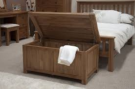simple ways to build end of bed storage bench