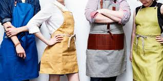 12 cult aprons that will change your kitchen style epicurious com