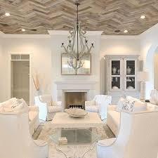 Best White Living Rooms Ideas On Pinterest Living Room - Design of ceiling in living room