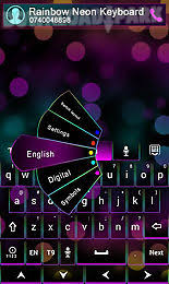 go keyboard apk file go keyboard rainbow neon theme android app free in apk