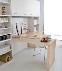 Desk Shapes Simple But Elegant Modern Kids Desk Thediapercake Home Trend