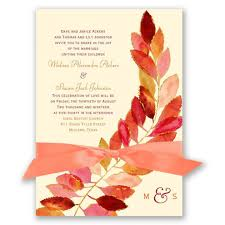 Cheap Wedding Invitation Cards Best Album Of Fall Wedding Invitations Cheap 2017 Thewhipper Com