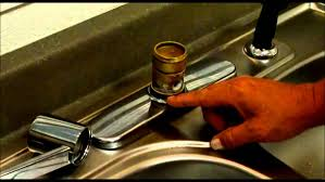 leaking kitchen faucet my moen kitchen faucet is leaking moen single handle bathroom sink