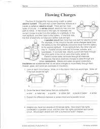 component electricity and magnetism worksheets quiz worksheet
