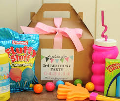 finding nemo party favors birthday party gift bag ideas for kids