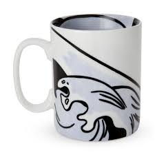 Best Coffee Mug Designs Roy Lichtenstein Drowning Mug Moma Design Store