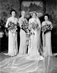wedding dress shops in cleveland ohio brides and wedding fashion gowns from the 1930s and 1940s