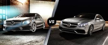 mercedes cheapest car 2016 mercedes vs mercedes c class