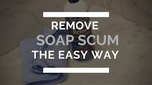 How To Get Soap Scum Off Bathtub Remove Soap Scum From Marble The Easy Way Youtube