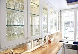 modern glass kitchen cabinets kitchen cool stunning glass doors for kitchen cabinets with