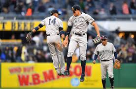 How Aaron Judge Became A Bomber The Inside Story Of The Yankees - aaron judge has a big fan in yankees great dave winfield ny daily news