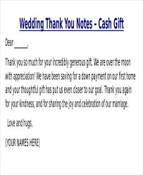 how to write thank you notes for wedding gifts wedding ideas 2018