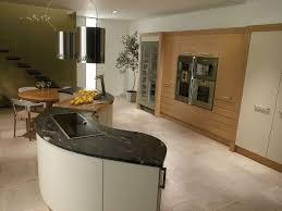 curved kitchen island designs curved kitchen island design ideas rounded ideas surripui