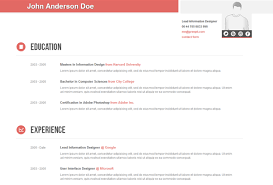 html resume template html resume format fungram co