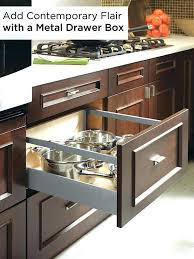 box kitchen cabinets drawer boxes for kitchen cabinets faced