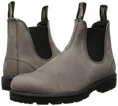 s grey boots uk s blundstone australia bl567 steel grey leather size uk 7 5 us