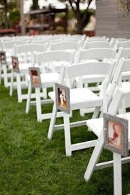 Diy Wedding Chair Covers 382 Best Wedding Ceremony Reception Decor Images On Pinterest