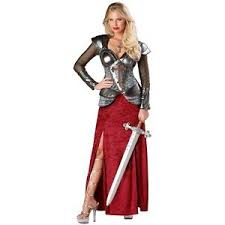 Halloween Knight Costume Knight Costume Womens Medieval Joan Arc Halloween Fancy