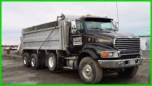 kenworth w900l for sale in canada sterling dump trucks in indiana for sale used trucks on