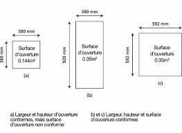 surface d une chambre fabricant de portes et fenêtres jeld wen du canada ltée
