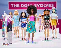 mattel wins toy of the year award for barbie fashionistas in the