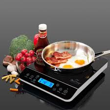 Compact Induction Cooktop Duxtop Lcd 1800 Watt Portable Induction Cooktop Countertop Burner