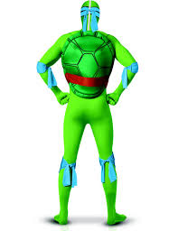 Leonardo Ninja Turtle Halloween Costume Leonardo Ninja Turtles Skin Costume Adults Vegaoo