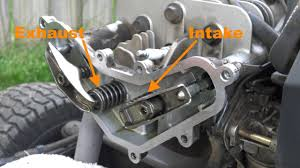 kohler engine valve adjustment youtube